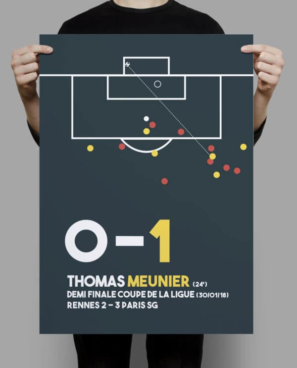 football goal Thomas Meunier