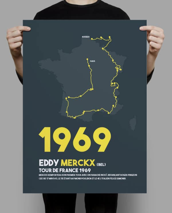 Tour de France Eddy Merckx