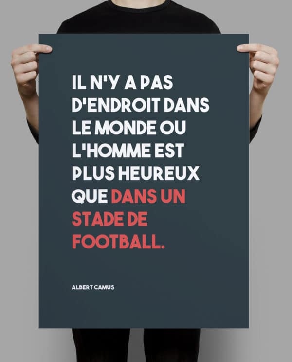 Albert Camus Football